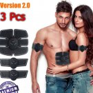 Ultimate EMS and Arms Muscle Simulator ABS Training Gear Home Workout Exercise