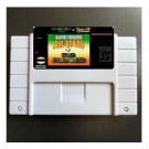 SUPER ALL STARS + SUPER WORLD Nintendo SNES 16bit NTSC Cartridge Card US Version