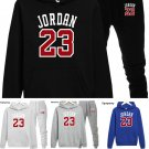 NEW Mens Michael Air Legend 23 Jordan Tracksuit Hoodies & Pants Men Sportswear