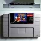The Magical Quest Starring Mickey Mouse Super Nintendo SNES NTSC Cartridge Card