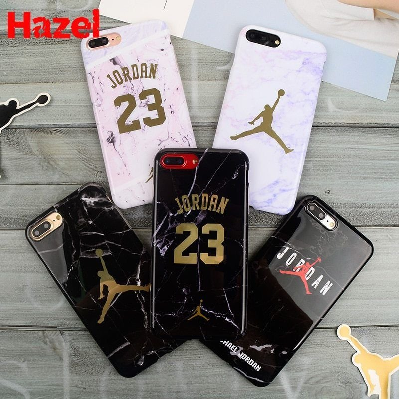 High Quality Jordan Air Legend 23 Silicon Case Cover For Iphone X XS XR XS Max 8