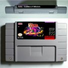 The Legend of Zelda-Goddess of Wisdom Nintendo SNES Battery Save USA Version