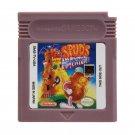Spud's Adventure 16bit Gameboy Color GBC Cartridge Card Handheld Console English