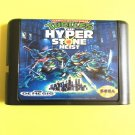 Teenage Mutant Ninja Turtles -The Hyper Stone Heist MD Game Card Sega Mega Drive