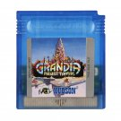 Grandia - Parallel Trippers Gameboy Color (GBC) Cartridge Card 16bit US Version