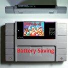 Super Punch Out Super Nintendo SNES NTSC Cartridge Card US Version Battery Save