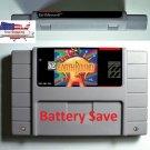Earthbound RPG Game Cartridge Super Nintendo SNES 16Bit Battery Save US Version