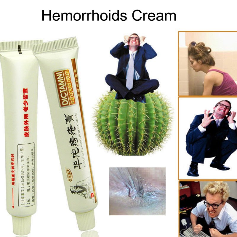 Hemorrhoid Ointment Prolapse Hemorrhoids Medication Anus Anal Fissure Musk Cream