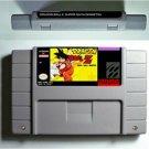Dragon Ball Z Super Saiya Densetsu Super Nintendo SNES Cartridge Card US Version