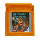 Bionic Commando Elite Forces Gameboy Advance GBA Cartridge Card
