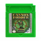 Cannon Fodder Gameboy Advance GBA Cartridge Card US Version Console Game