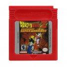 Dragon Ball Z - Legendary Super Warriors Gameboy Advance GBA Cartridge Card