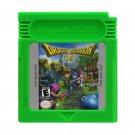 Dragon Warrior I and II Gameboy Advance GBA Cartridge Card US Version