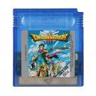 Dragon Warrior III Gameboy Advance GBA Cartridge Card US Version