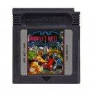Gargoyles Quest II Gameboy Advance GBA Cartridge Card US Version