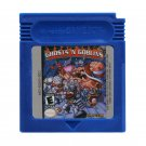 Ghosts N Goblins Gameboy Advance GBA Cartridge Card US Version