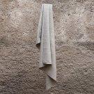 100% Pure Flax Linen Bath Towel, 19x27 inches