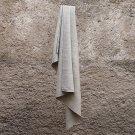 100% Pure Flax Linen Bath Towel, 27x59 inches