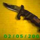 Tiger Knife Stainless Steel Blade