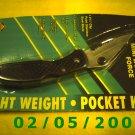 WorkmanPocket Knife