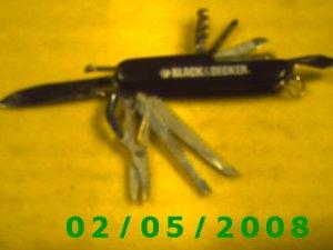Black & Decker Knife
