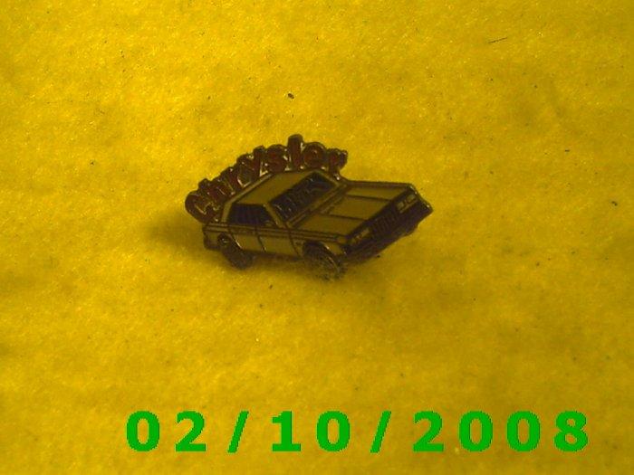 Chrysler Car Hat Pin