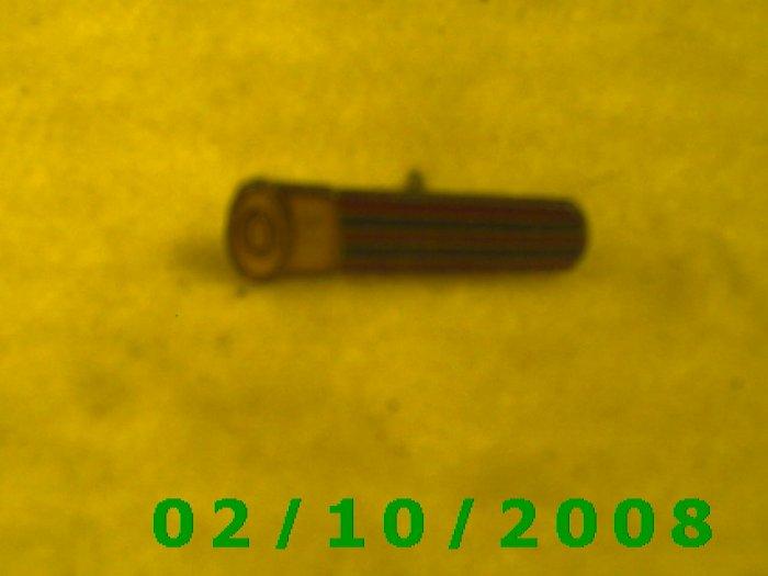Shotgun Shell Hat Pin
