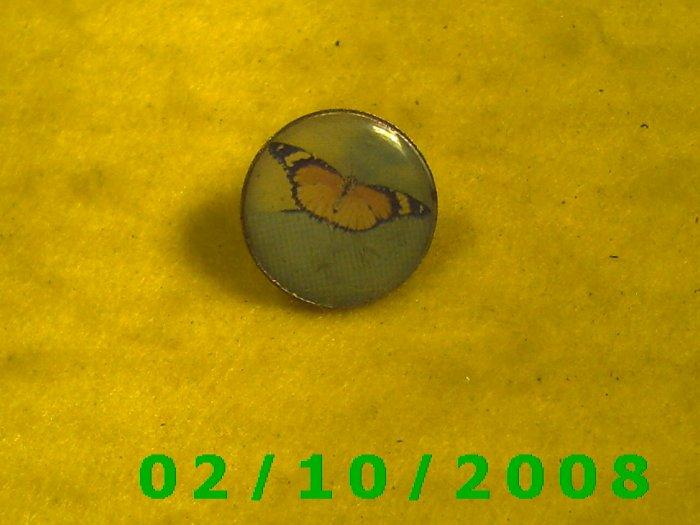 Butterfly Hat Pin