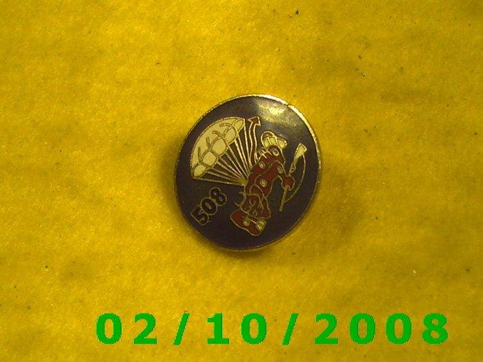 508 Paratrooper Hat Pin