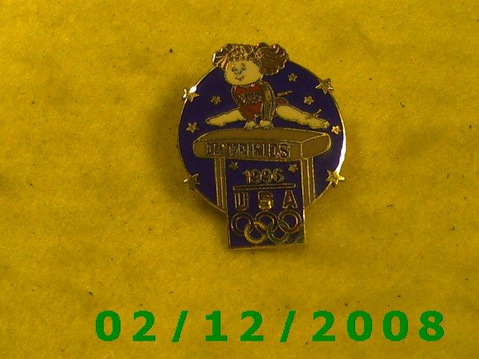 Olympikids 1996  Hat Pin