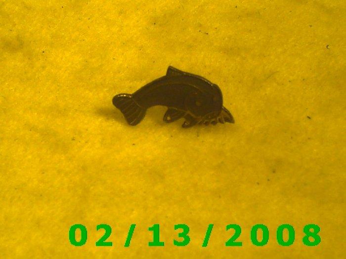 Fish Hat Pin