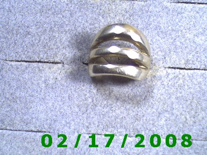 .925 Mexico Ring size 7