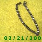 "7"" Silver Bracelet (012)"
