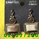 Earrings, Hand Crafted (021)