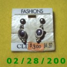Earrings, Clip On (001)