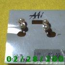 Earrings Clip On w/pearls (014)