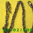 "13"" Gold Watch Chain (004)"