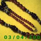 "30"" Bead Necklace (037)"