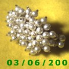 Bead Hair Barrette (020)