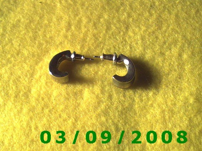 Silver Pierced Earrings (004)