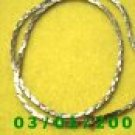 """Vintage 18""""  Gold Plated 50's Necklass (012)"""