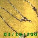 Silver Necklace  (E-3004)