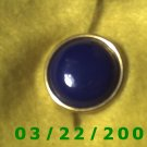 "15/16"" Button Cover Brass  (R002)"