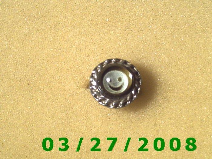 Mood Rings Adjustable (Glow in the Dark).......(Smiley) (003)