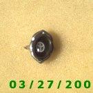 Mood Rings Adjustable (Glow in the Dark).......(Peace)  (004)