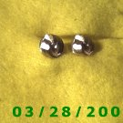 Gold Earrings w/Screw Back (003)