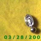 .925 Silver Charm  (023)