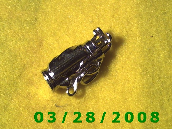 Golf Clubs & Bag Charm  (026)