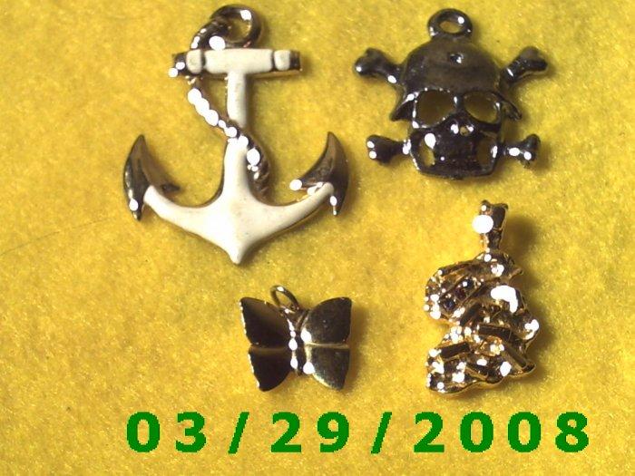 4ea Charms  (015)