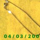 Silver Bracelet   (002)